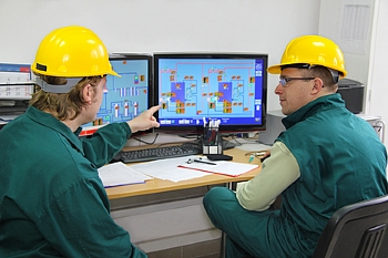 SCADA, PLC, and Database Programming